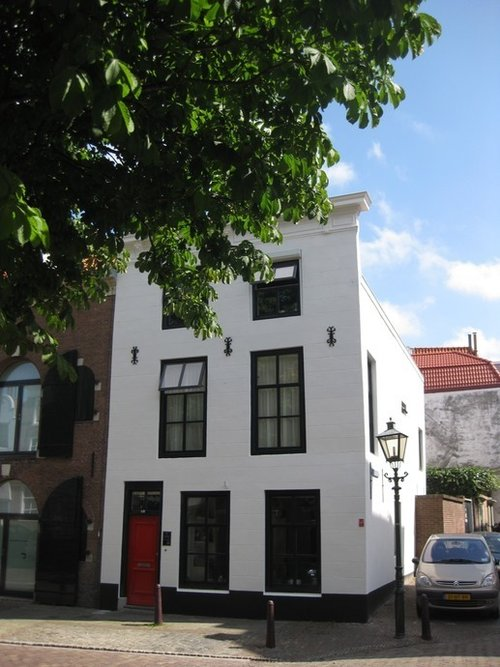 Bed and Breakfast de Kleyne Wereld Vlissingen, Foto Hotel Vorderseite